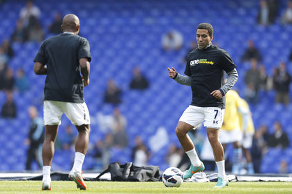Kick It Out: ambassadors Aaron Lennon and Jermain Defoe