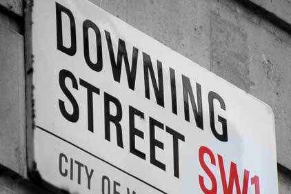 Downing Street: special advisers meeting agencies