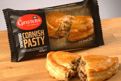 Ginsters brings in Mercieca for consumer comms
