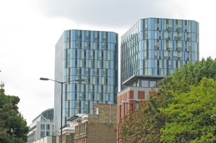 Student accommodation: Mansion Group