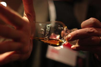 Dewar's Whisky: TEDGlobal sponsorship