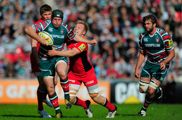 Rugby Football Union: new deal with Canterbury