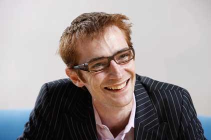 James Gordon-MacIntosh: setting up new agency