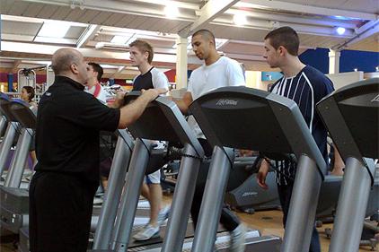 YMCA: fitness focus