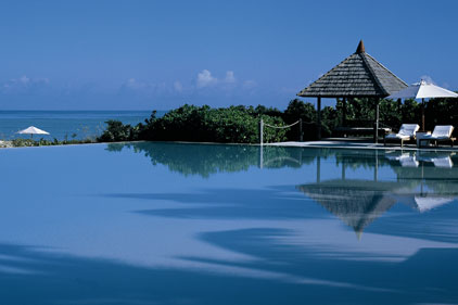 Luxury resort: Virgin Holidays