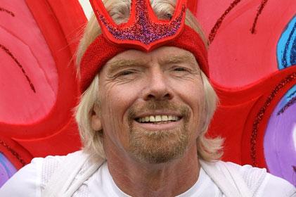Virgin Money hires Mischief PR: Sir Richard Branson