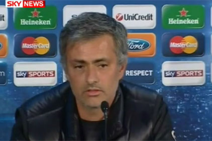 Mourinho: Custard Cream techniques