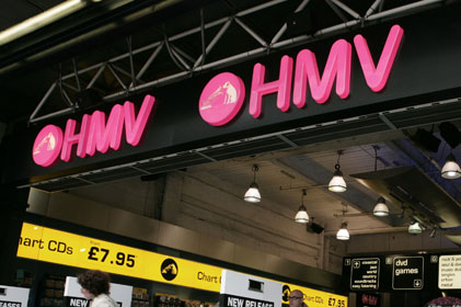 HMV: Public senses the retailer's days are numbered