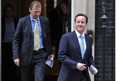 Unacceptable: Sir Gus O'Donnell wrote to David Cameron