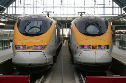 Corporate rethink: Eurostar