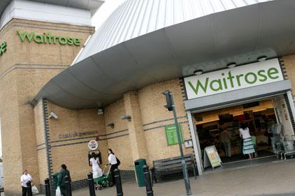 New signing: Waitrose