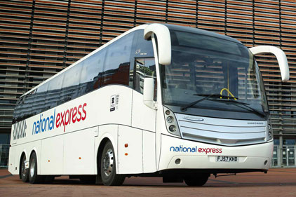 National Express: receives 'highly preliminary' offer