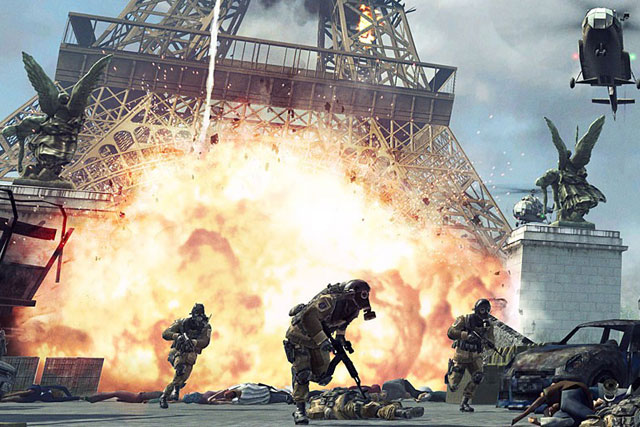 Call of Duty: Modern Warfare 3 sold more than 3.1 million copies in the UK in 2011