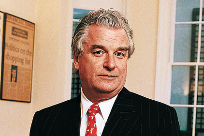 Lord Tim Bell: Chairman, Chime Communications