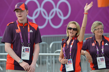 Community spirit: London 2012 (Credit: IOC)