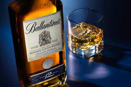Ballantine's: Europe's number one selling whisky