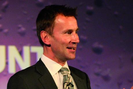 Jeremy Hunt: Health Minister