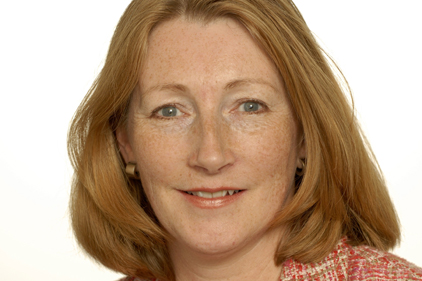 Sue Garrard: Joining Unilever