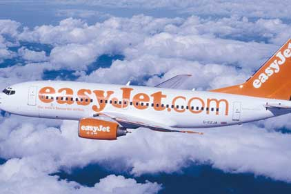 New direction: easyJet