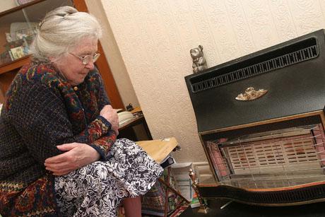 Vulnerable people: Home Heat Helpline