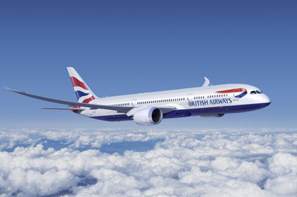 BA: posted biggest loss since 1987