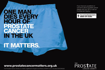 Campaign: The Prostate Cancer Charity
