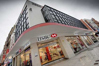 Digital drive: HSBC wants to 'stand apart' from rivals