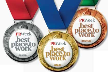 PRWeek: Best Places to Work 2011
