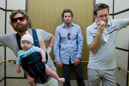 Latest Blinkbox release: The Hangover