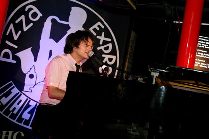 Jamie Cullum: fronts PizzaExpress's Big Audition