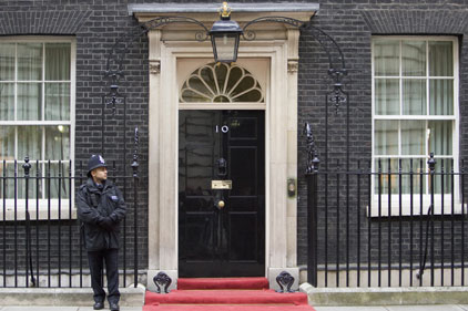 Number 10: aiming for joined-up comms