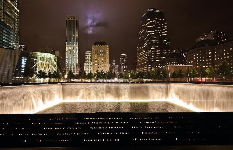 (Credit: 9/11 Memorial & Museum, Joe Woolhead)