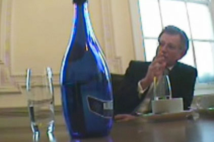 Undercover sting: Byers among MPs exposed
