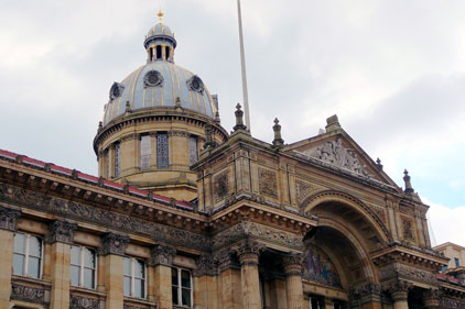 Birmingham: PR brief