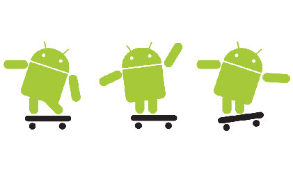A PR trend: Androids