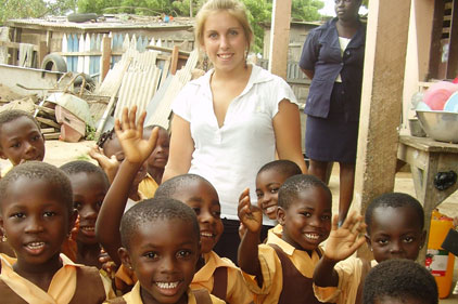 Projects Abroad: overseas volunteer work placements