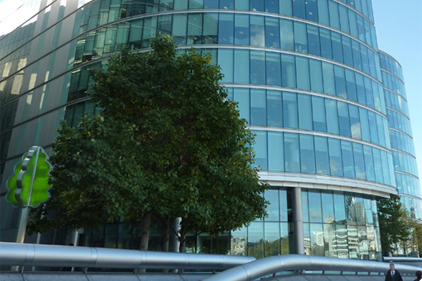 London home: Ernst & Young's UK HQ at 1 More Place