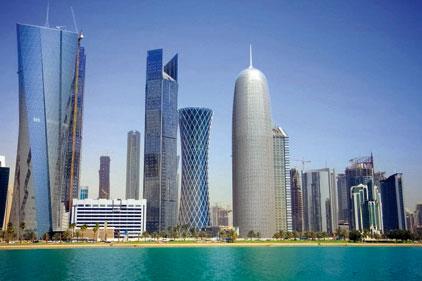 Qatar Foundation: multi-million pound pitch