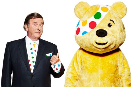 Iconic: Terry Wogan and Pudsey