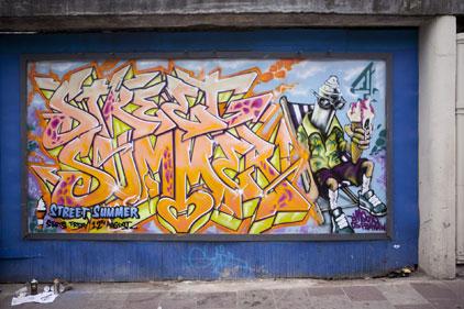 Channel 4: Street Summer series