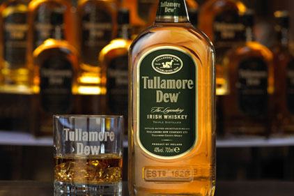 Tullamore Dew: UK launch