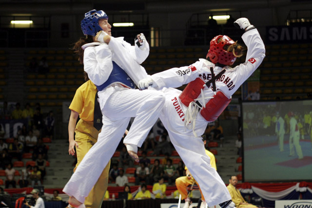 Kick-start: World Taekwondo Federation wants to attract more young people to the sport