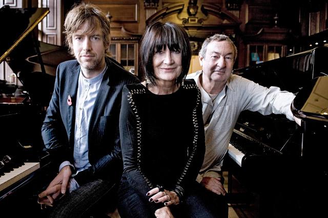 FAC co-chairs: Ed O'Brien, Sandie Shaw and Nick Mason