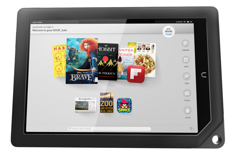 Barnes & Noble tablet: Nook HD+