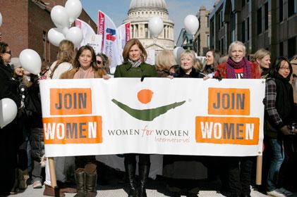 Looking for PR help: International Women's Day