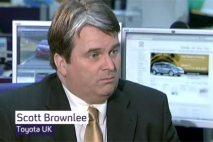 Brownlee: Touring the studios