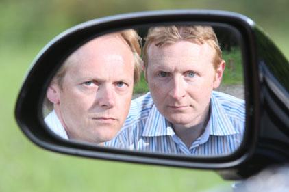 Peter Haynes and Phil Hale: automotive PROs
