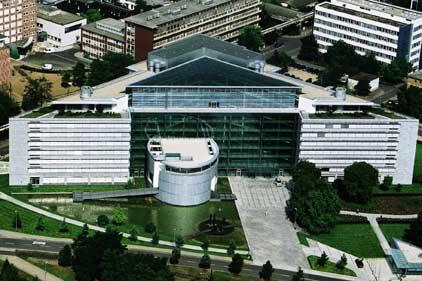 Hinfelaar client: Boehringer Ingelheim HQ