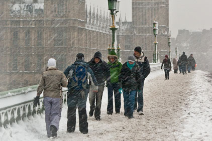 'Ridiculous scaremongering': AA snow press release