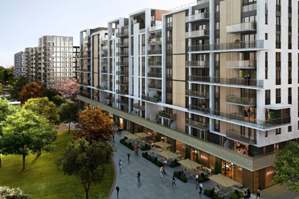 For sale: Olympic village homes